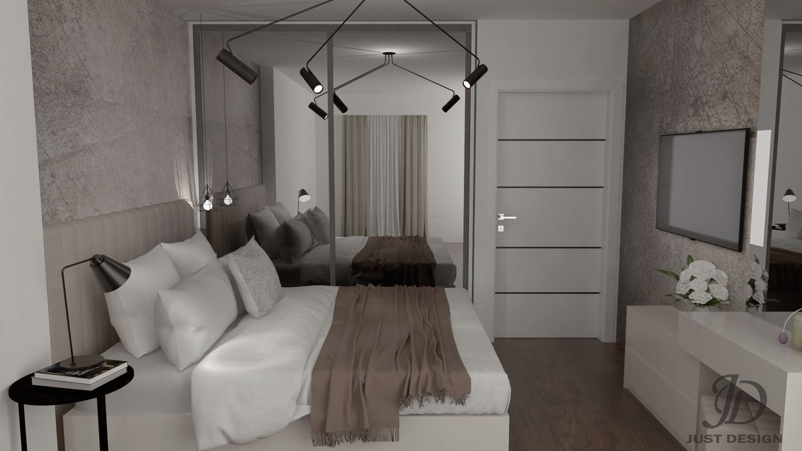 ureduvanje na spalna soba