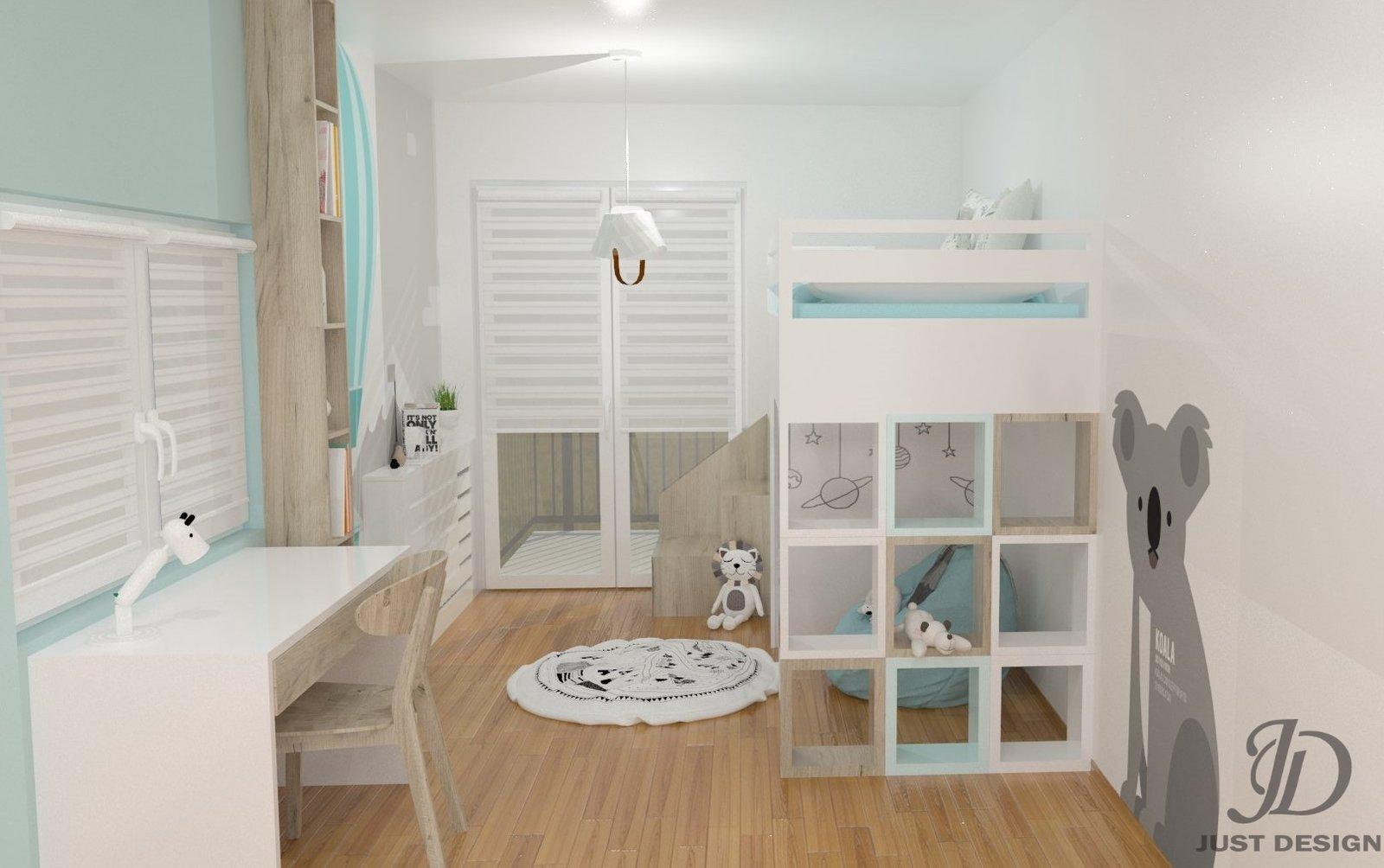 vnatresno ureduvanje detska soba